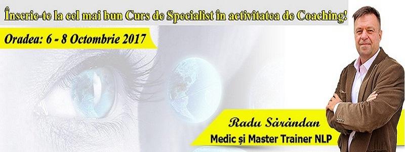 COVER Specialist în Coaching Oradea 2017